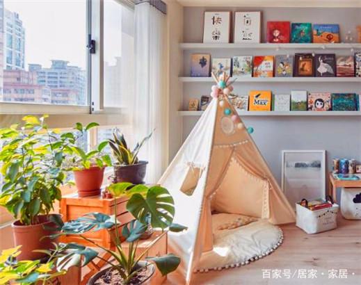 客厅胜博发唯一官网小窍门,没有电视和背景墙,也同样高大上