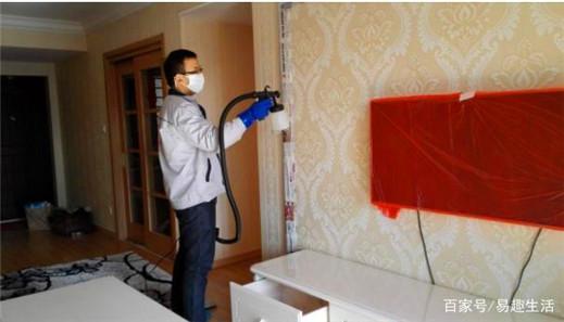 """墙面装修选""""墙纸""""还是""""乳胶漆""""?它在悄悄释放甲醛,别被坑了"""