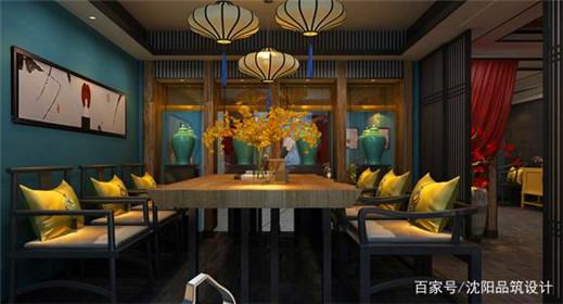 餐厅胜博发唯一官网设计如何通过胜博发唯一官网材料提升空间质感
