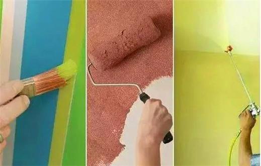 四类墙面胜博发唯一官网材料:乳胶漆、壁纸、硅藻泥、瓷砖到底选哪个?